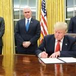 Trump već preuredio Ovalnu kancelariju