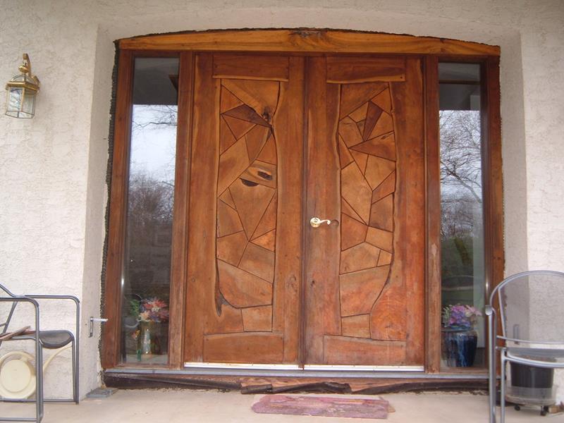 dvokrilna ulazna vrata