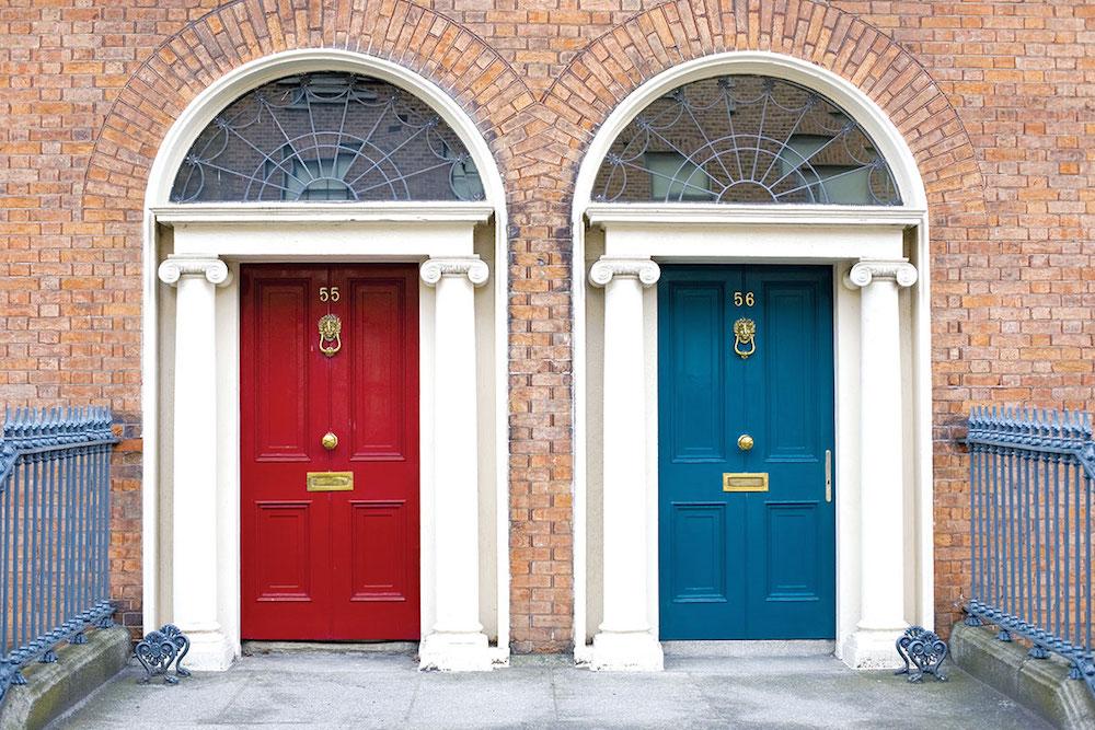 hrastova ulazna vrata