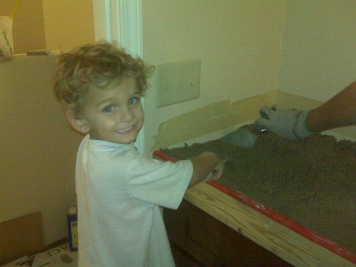 izlijevanje betona