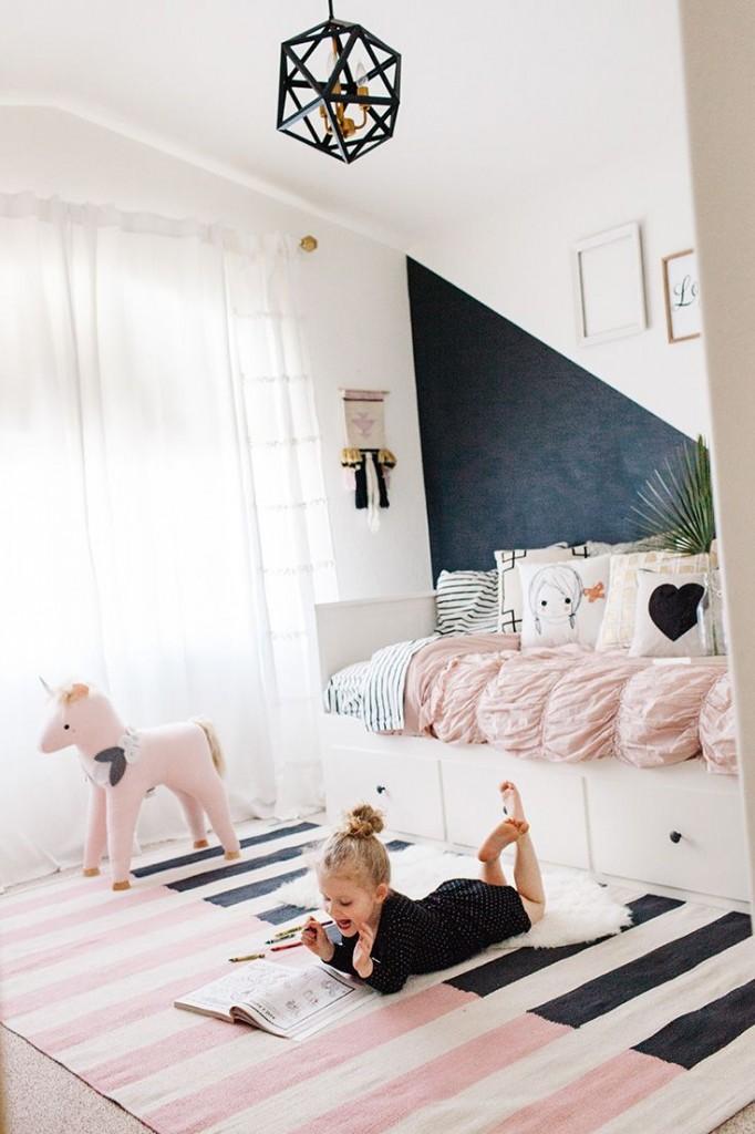 kako obojiti sobu za djevojcice