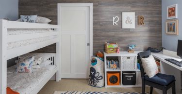 kako urediti djecju sobu