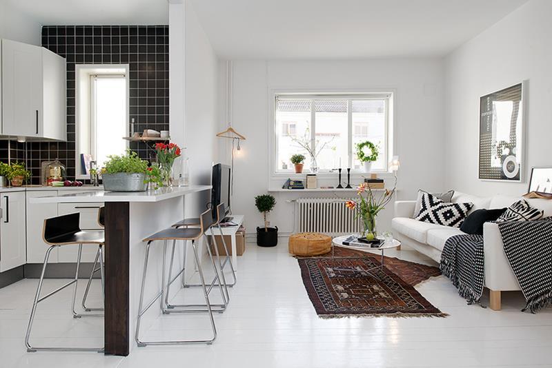 kako urediti mali stan