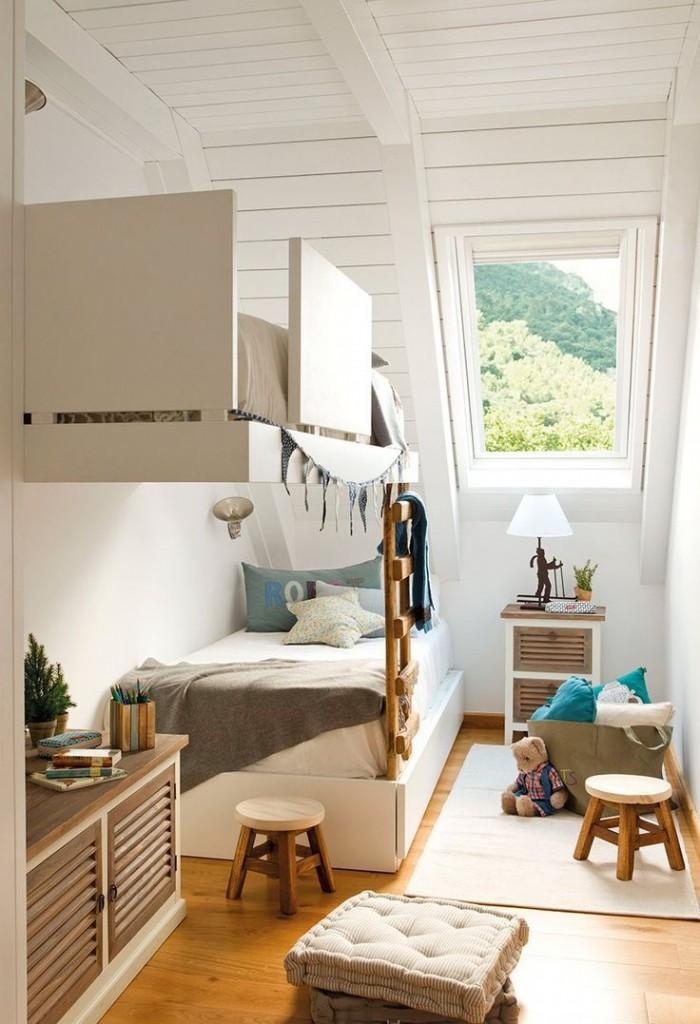 kako urediti malu djecju sobu