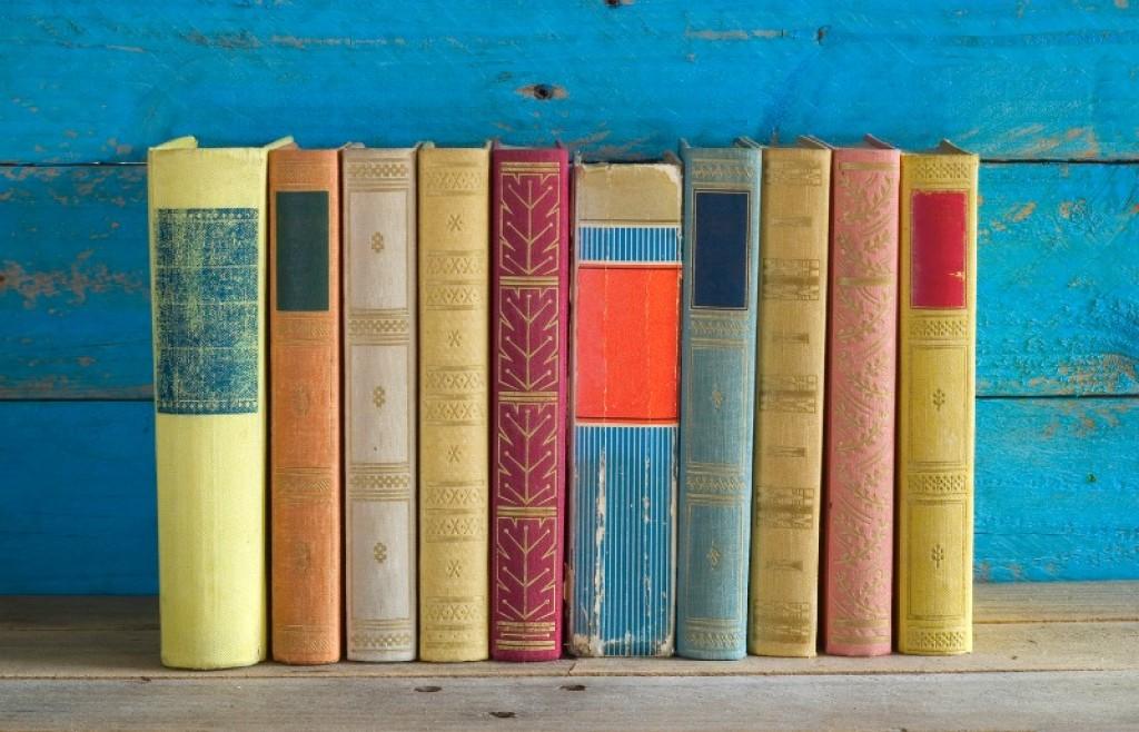 knjige polica za knjige