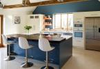 kuhinja plave boje