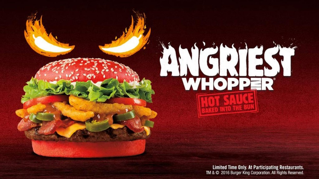 ljuti burger