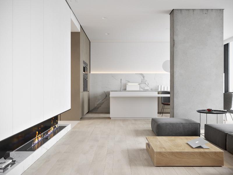 minimalisticki stan