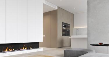 moderan minimalisticki stan