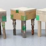 Plastične flaše kao vezni materijal za namještaj