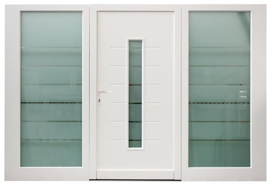 pvc ulazna vrata slike