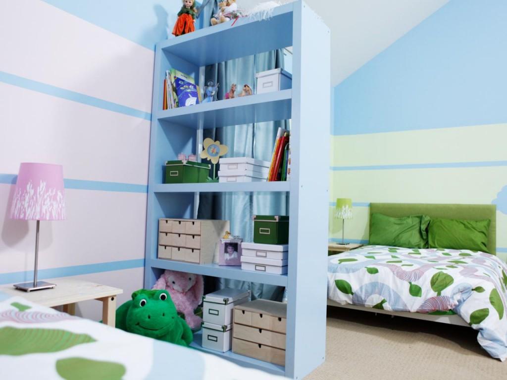 soba za dvoje djece