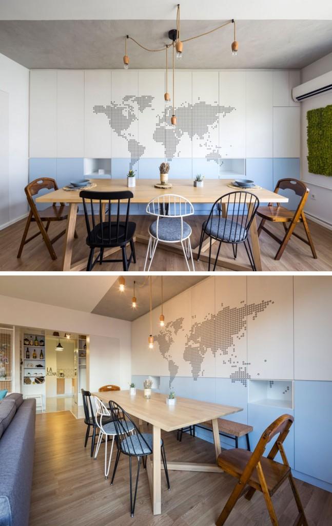 trpezarija-dekor-mapa-svijeta