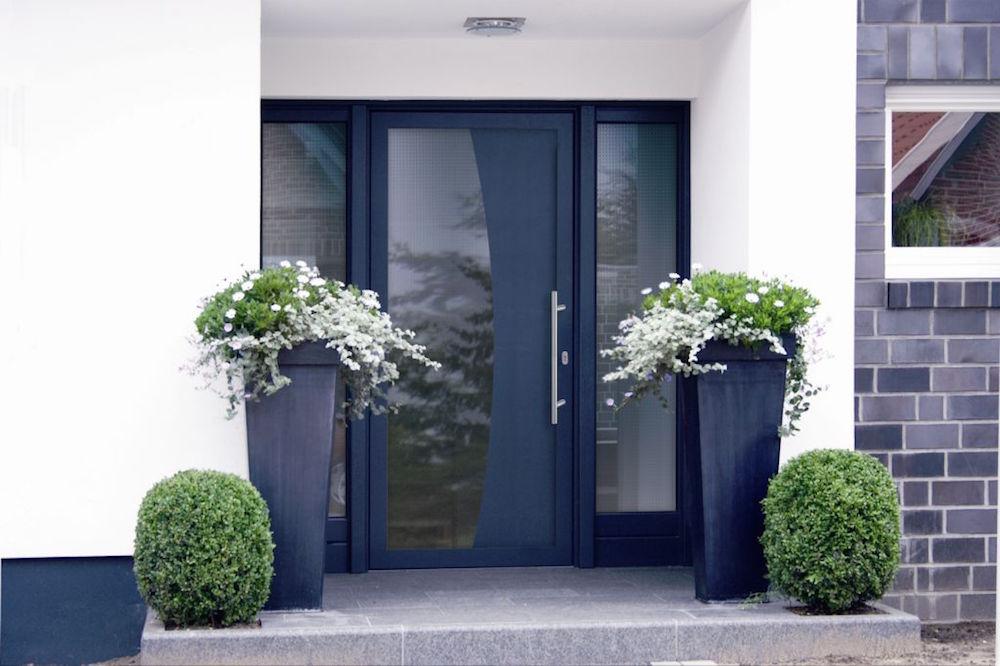 ulazna vrata sa staklom