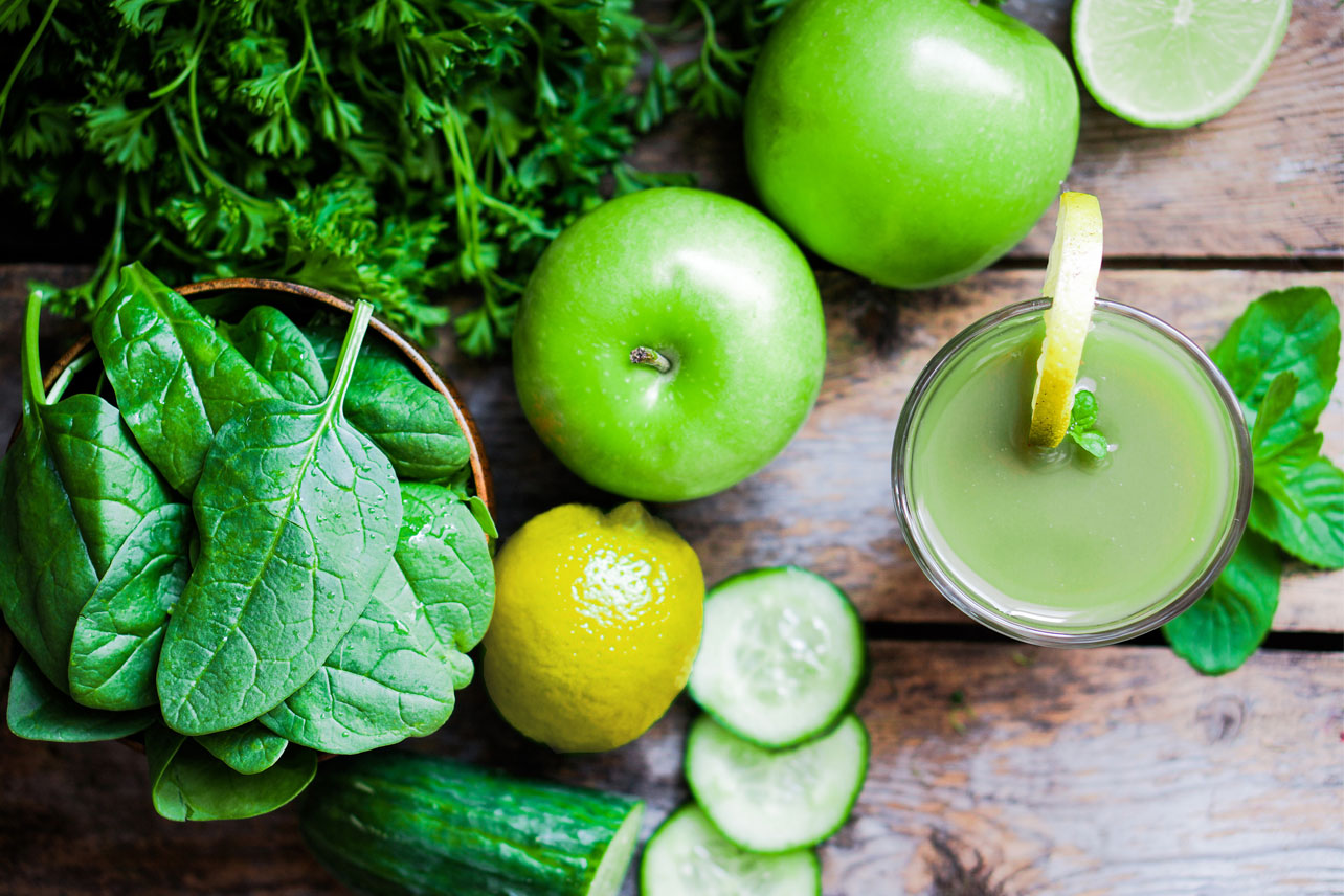 zeleno povrce za detoksikaciju