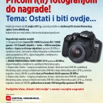 Nagradni konkurs: Pričom i(li) fotografijom do nagrade!