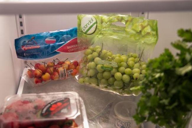 grozdje vrecica