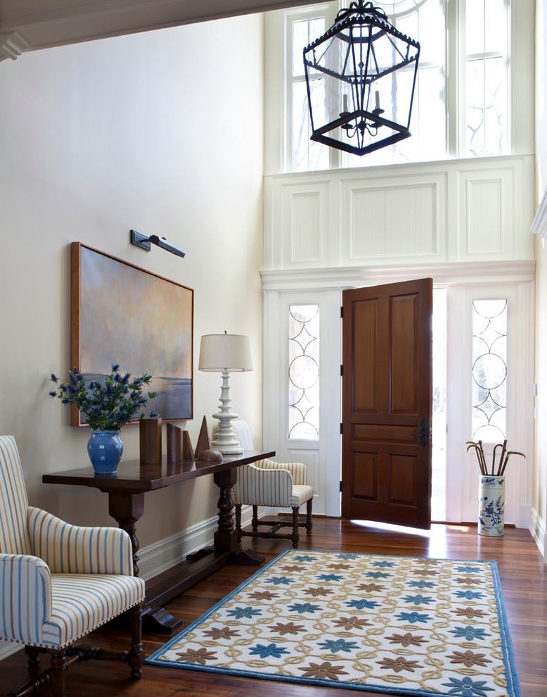 Foyer Wing Chair : Ideje za uređenje hodnika dom info