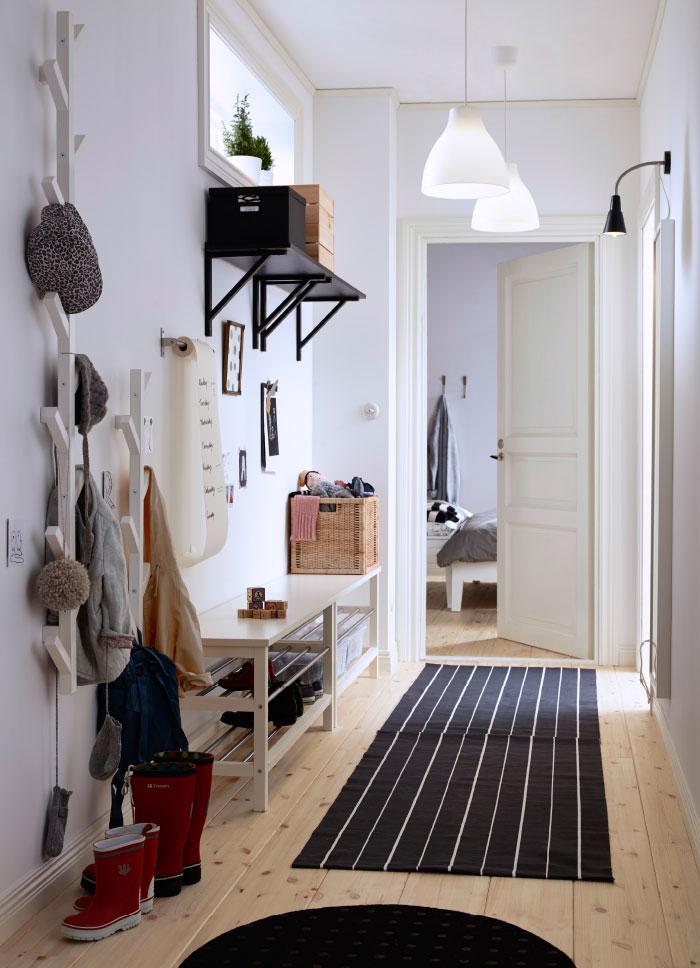 Ideje za ure enje hodnika dom info - Ideas para zapateros ...