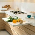Sjajna ideja za dodatnu radnu površinu u kuhinju
