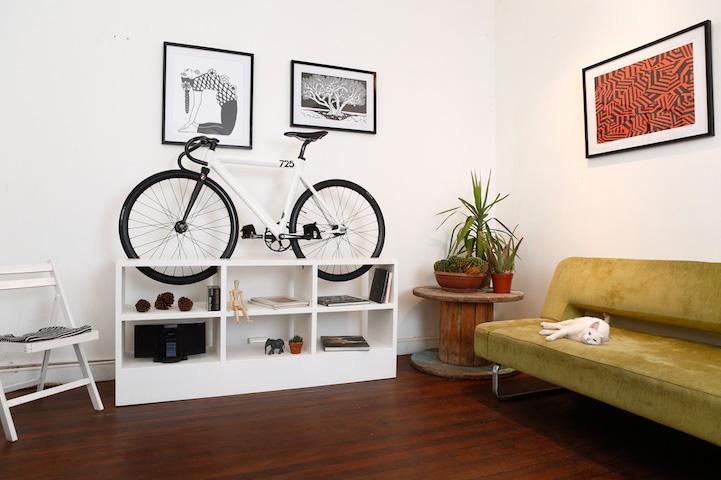 namjestaj za bicikl