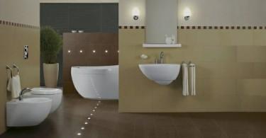 podna rasvjeta kupatilo
