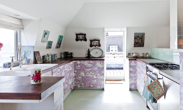 samoljepljive tapete za kuhinju