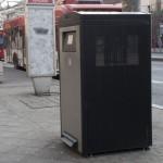 Solarni kontejner zbunio Beograđane