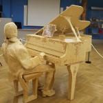 Mladi Tomislav izrađuje nevjerovatne skulpture od šibica