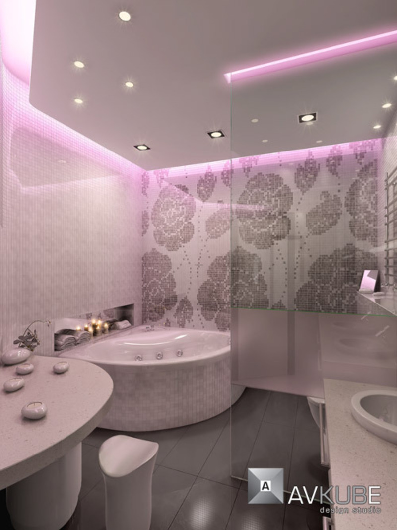 romantic bathroom decor, bathroom, romantic design