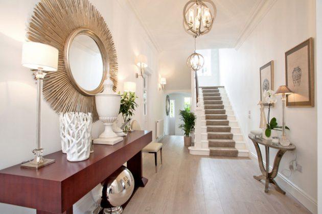ideje za ure enje hodnika dom info. Black Bedroom Furniture Sets. Home Design Ideas