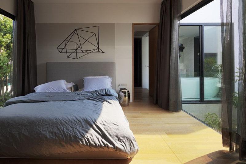 zidne naljepnice spavaca soba
