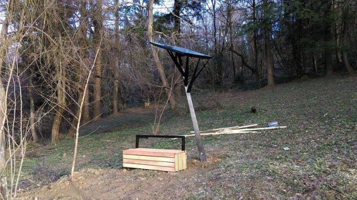Solarni punjac Banj brdo