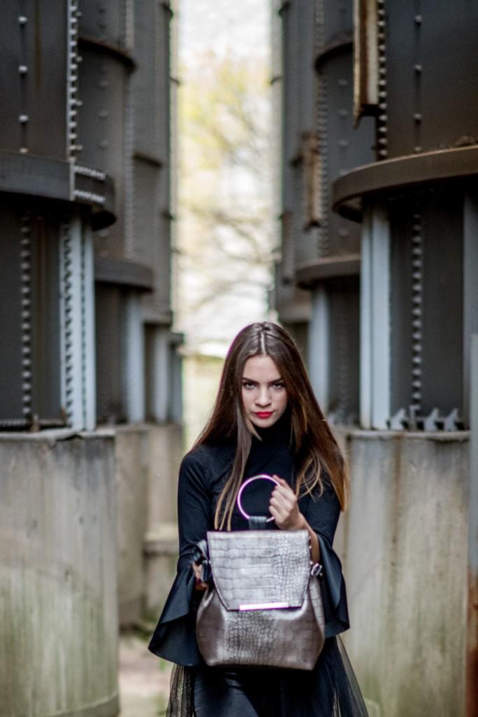Unikatne torbe Poppy bags by Helena Beljo na Mostarskom sajmu