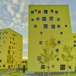 Bečki limuni: Živopisne zgrade u novom naselju glavnog grada Austrije