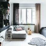 Savršeno uređen stan veličine 33 kvadrata