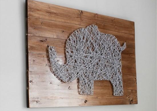 drveni ukrasi za zid