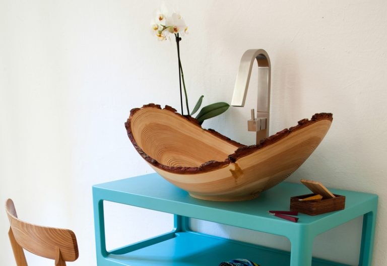 drvo umivaonik