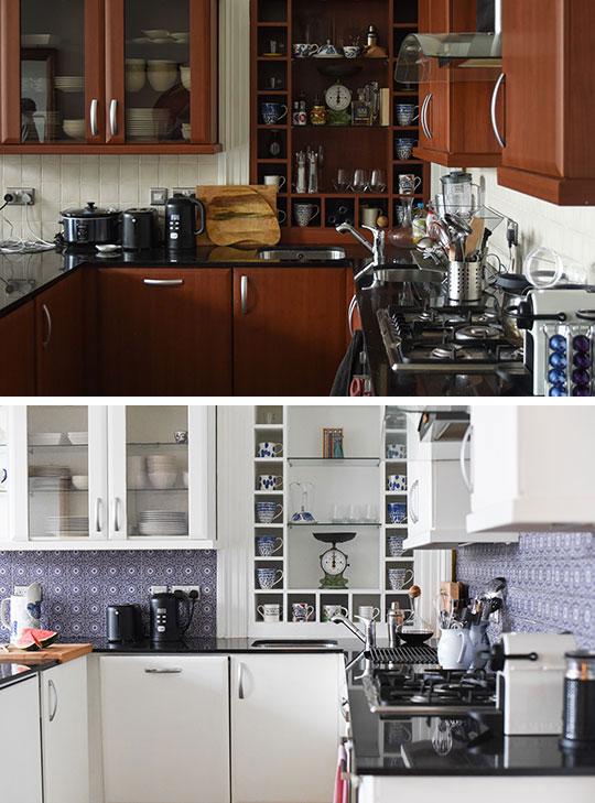 efektna obnova kuhinje
