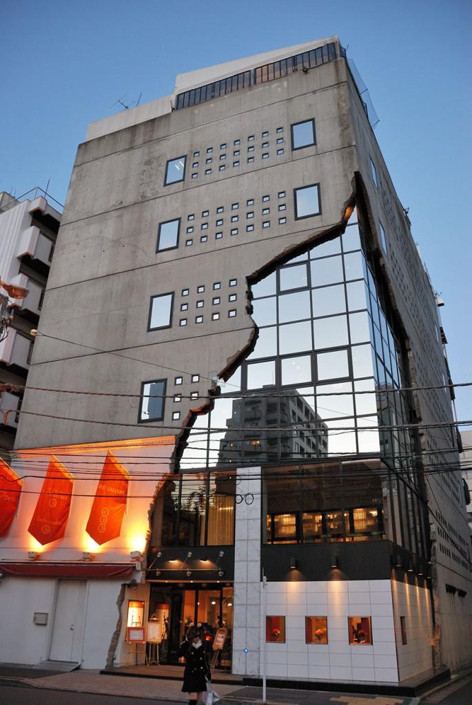 galerija zgradajapan
