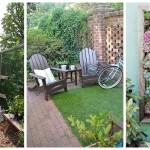 10 odličnih ideja za uređenje malog dvorišta