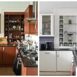 Odličan primjer jednostavne a efektne obnove kuhinje