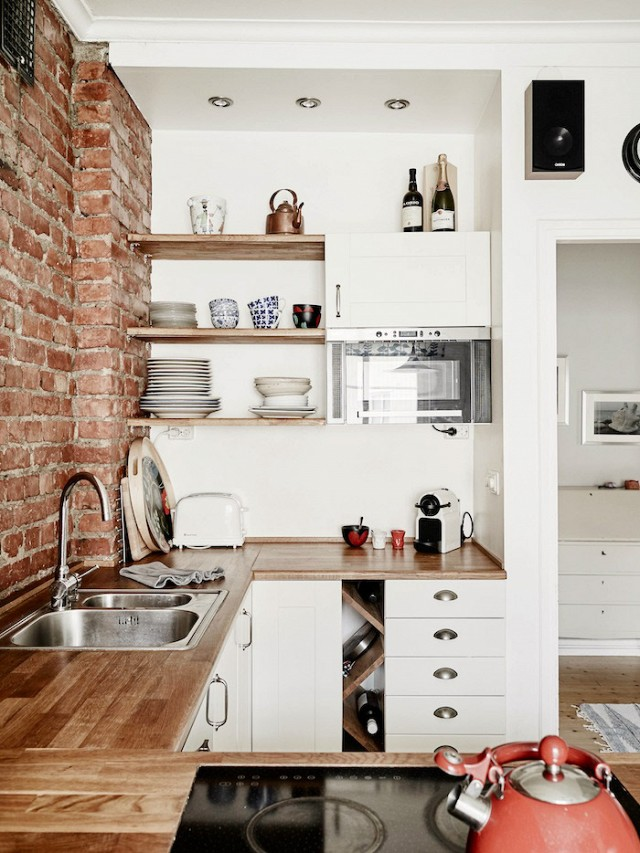 kako urediti kuhinju