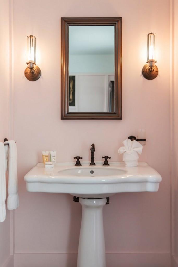 kupatila u pink boji