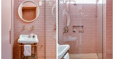 kupatila u roza boji