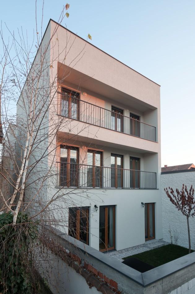 moderna stambena zgrada