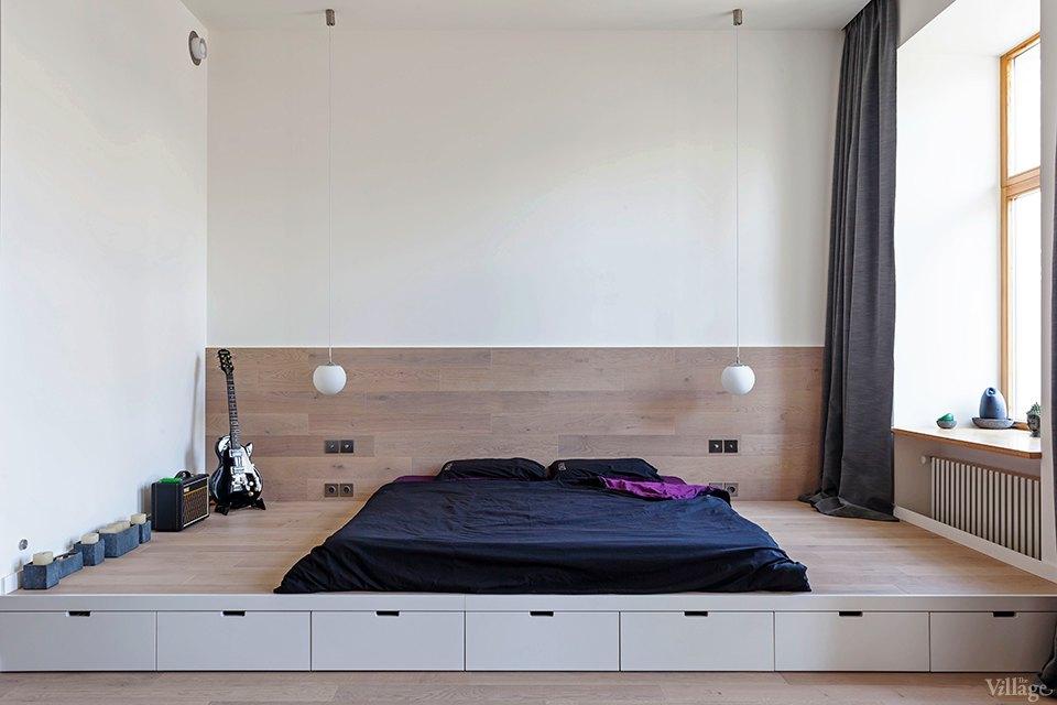 niski krevet