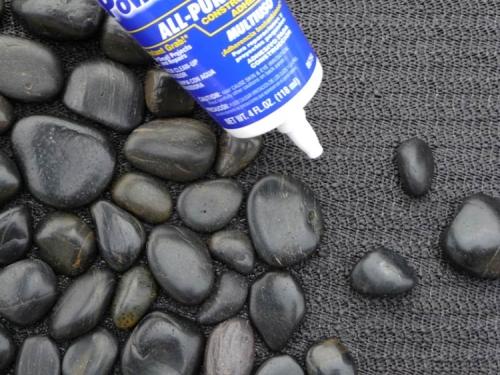 otirac tepih od kamenja