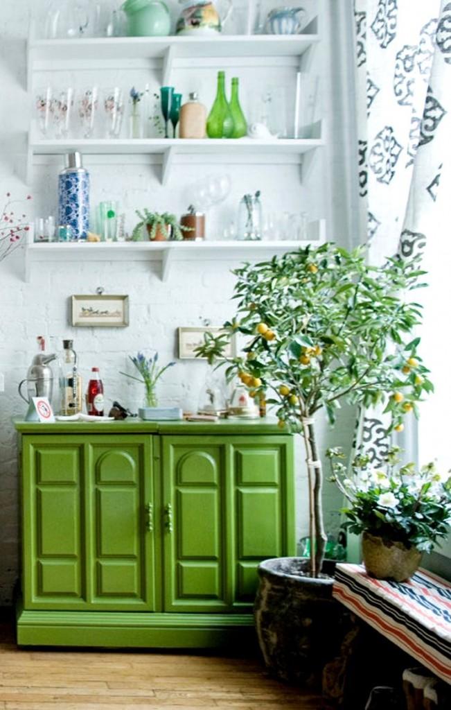 pantone zelena boja godine