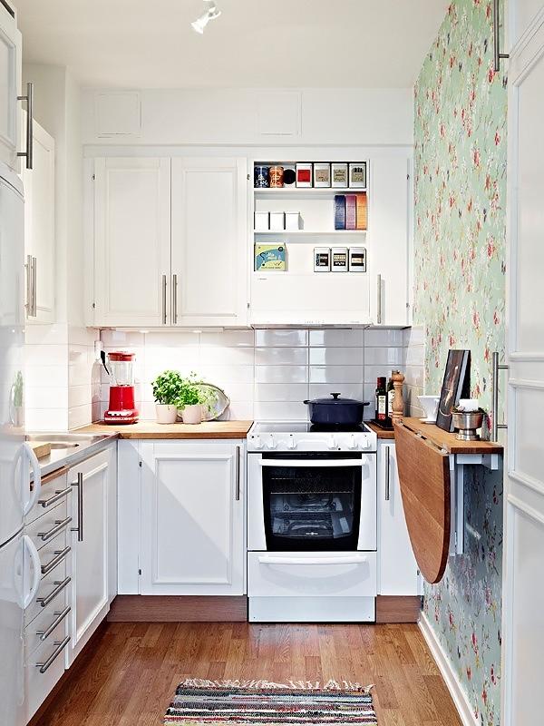 prijeldozi za uredjenje male kuhinje
